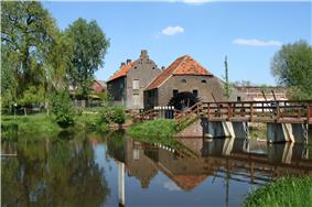 The Friedesse mill in Neer