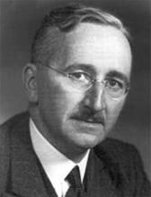 Photo of Hayek.