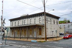 Columbia Historic District