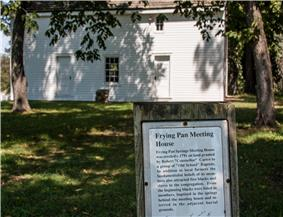 Frying Pan Meetinghouse