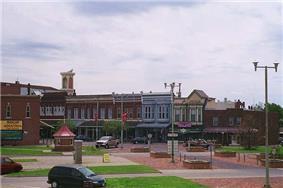 Downtown Fort Scott, 2006