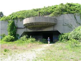 Fort Tilden Historic District