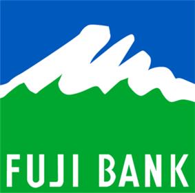 The Fuji Bank logo