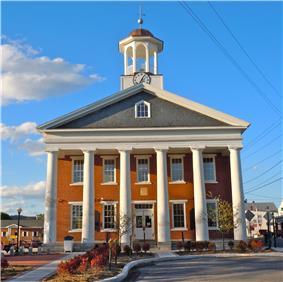 McConnellsburg Historic District