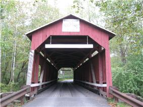 Furnace Covered Bridge No. 11