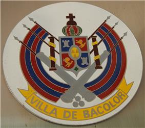 Official seal of Bacolor