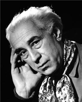Abel Gance by the Studio Harcourt