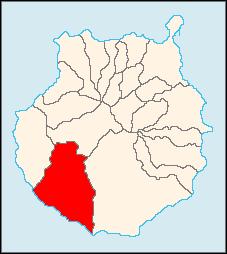 Municipal location in Gran Canaria
