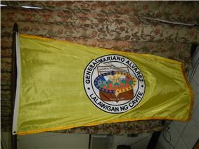 Flag of General Mariano Alvarez