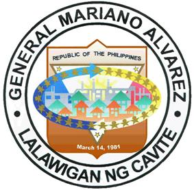 Official seal of General Mariano Alvarez