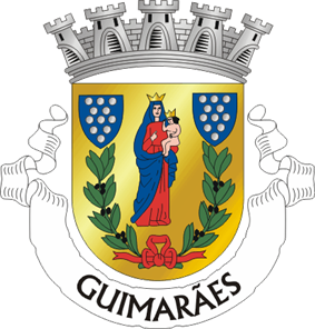 Coat of arms of Guimarães
