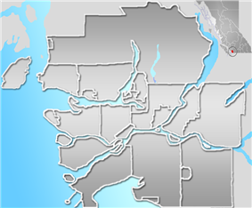 CFS9 is located in Vancouver