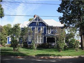 G. W. Jones House