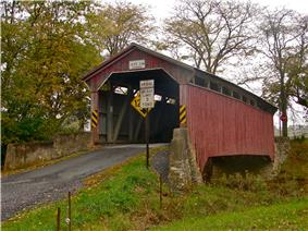 Gottlieb Brown Covered Bridge