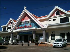 Bình Thuận Railway Station