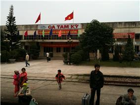 Tam Kỳ Railway Station