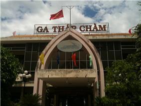Thap Cham Railway Station