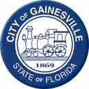 Official seal of Gainesville, Florida