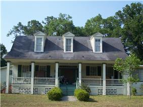 Maj. James B. Bailey House