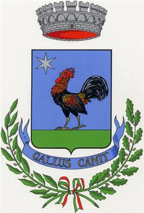 Coat of arms of Gallicano nel Lazio
