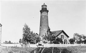 Galloo Island Light
