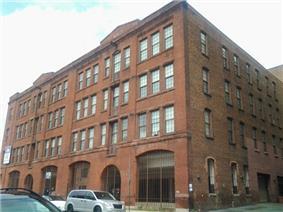 Gandy Belting Company Building
