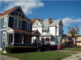Gansevoort/East Steuben Streets Historic District
