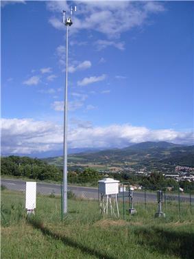 Weather Station of Gap Varsie