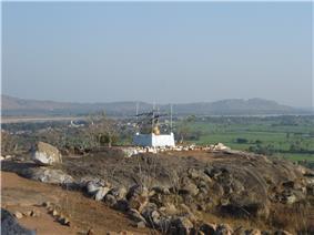 Brahmayoni hill