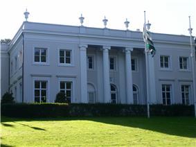 Bloemendaal city hall