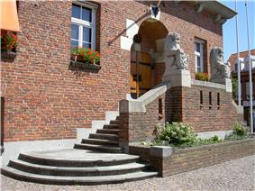 Municipality building of Arcen and Velden