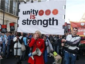 Gemma at National Demo 2006.jpg
