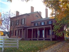 Gen. William A. Mills House