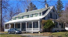 General John Hathorn Stone House