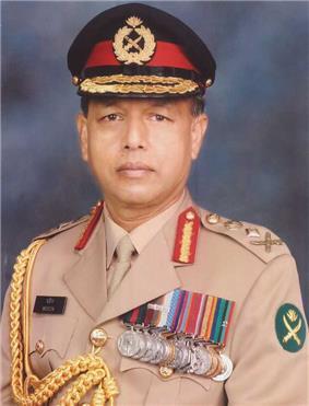 General Moeen U Ahmed