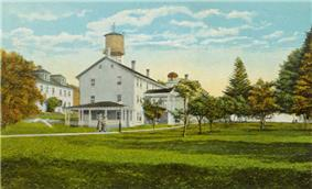 Shaker Village c. 1920