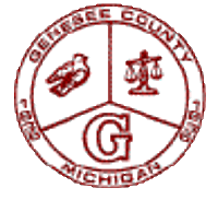 Seal of Genesee County, Michigan
