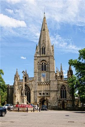 St Denys' Church