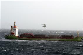 MV Lehmann Timber
