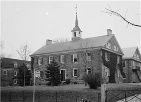 Old Germantown Academy and Headmasters' Houses