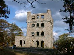 Sleeping Giant Tower