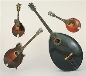 Gibson Mandolin orchestra