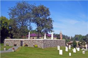 Gideon Putnam Burying Ground