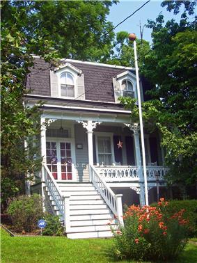 Gilbert Millspaugh House