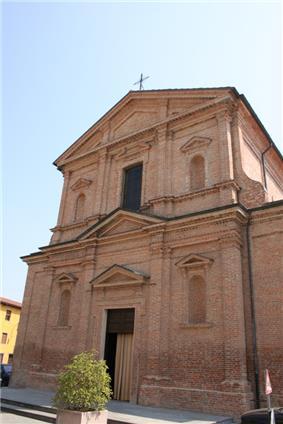 Parish church of Fornovo San Giovanni.