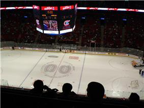 Glace Centre Bell Centre Ice