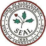 Official seal of Glastonbury, Connecticut