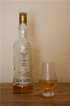 Glen Scotia Single Malt 12 Year Old