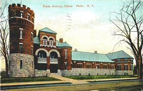 18th Separate Company Armory