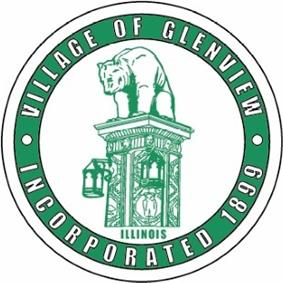 Official seal of Glenview, Illinois
